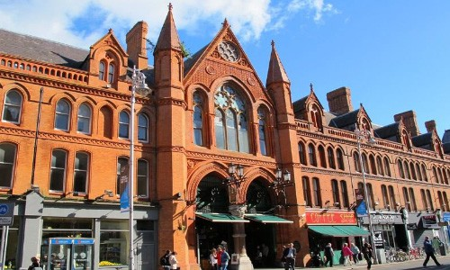 Georges Street Market